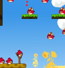 Angry Birds Valentine's Day
