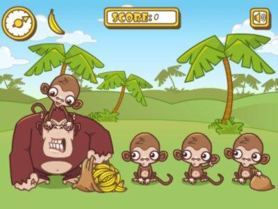 Monkey and bananas 2